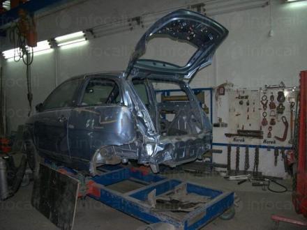 Ремонт и изчукване на врати за автомобили Пловдив - ДИЧЕВИ 67 ООД