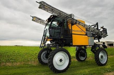 Ремонт на селскостопанска техника в Силистра - Мазоти България