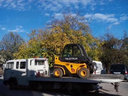 Репатриране земеделска, строителна и подемна техника - Пътна помощ Севлиево