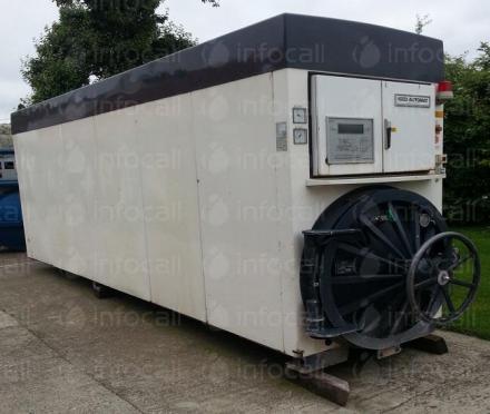 Рециклирани машини - Сторм Инженеринг АД
