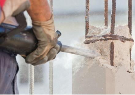 Рязане и къртене на бетон - Интергруп Кърджали ЕООД