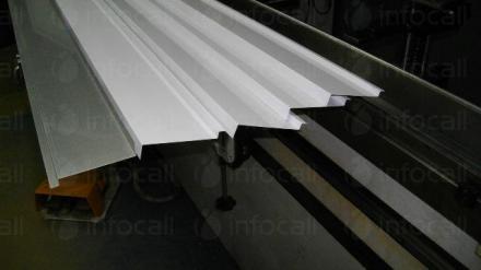 Рязане и огъване с 6 метрова гилотина в Бургас-Акациите - Агат 56