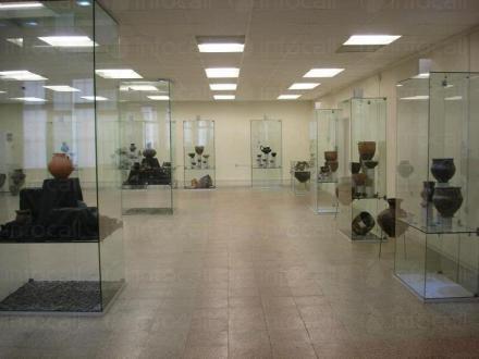Съхранение на експонати - Археологически музей Марица Изток град Раднево