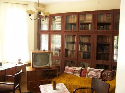 Съхранение на ръкописи и книги в област Стара Загора - Литературно-художествен музей Чудомир град Казанлък