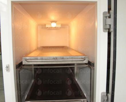 Съхраняване на покойник в хладилна камера Хасково - Свети Архангел Михаил