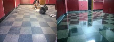 Шлайф на мозаечни подове и настилки Плевен - LUX настилки Плевен