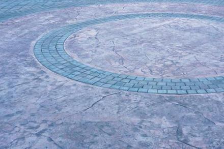 Шлайфане и щамповане на бетонови настилки в град Стара Загора - Платеник ЕООД