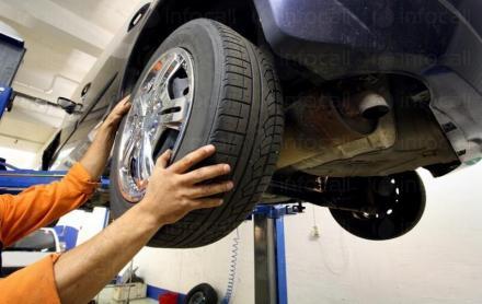 Смяна и монтаж на гуми в Разград - ШАНС 2000