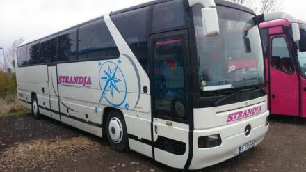 Специализиран автобусен превоз във Аксаково-Варна - Странджа ЕООД