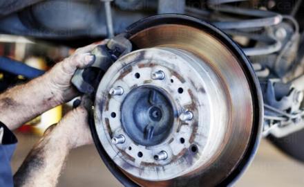Струговане на спирачни дискове в Трявна - Автосервиз Стибо