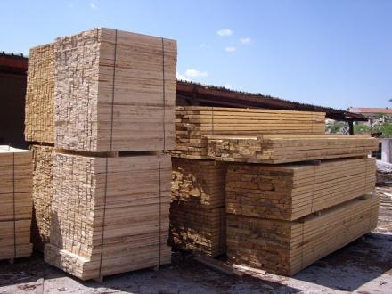Търговия с дървен материал в Сърница - Дърводобив Сърница