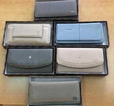 Търговия с портфейли от изкуствена и естествена кожа - Константинос 96 ЕООД