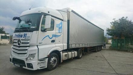 Товарен автомобилен транспорт във Варна - Прима 91 Желязко Панков ЕТ