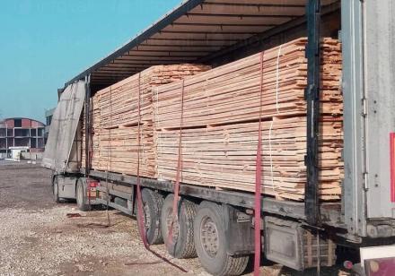Транспорт дървен материал Сърница-Велинград - Триманс 1 ЕООД
