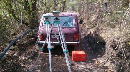 Трасиране на имот и имотни граници София - ГеоКад ГРУП
