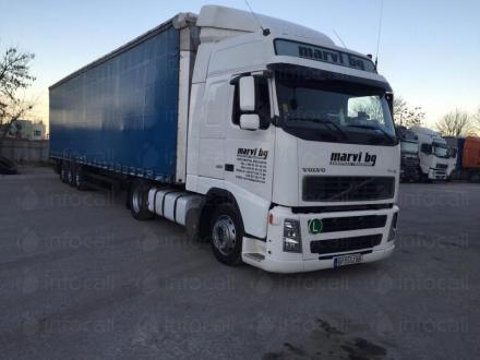 Вътрешен транспорт Враца - Марви БГ  ЕООД